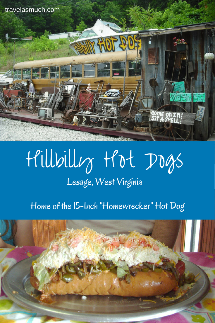 West Virginia Travel - cover